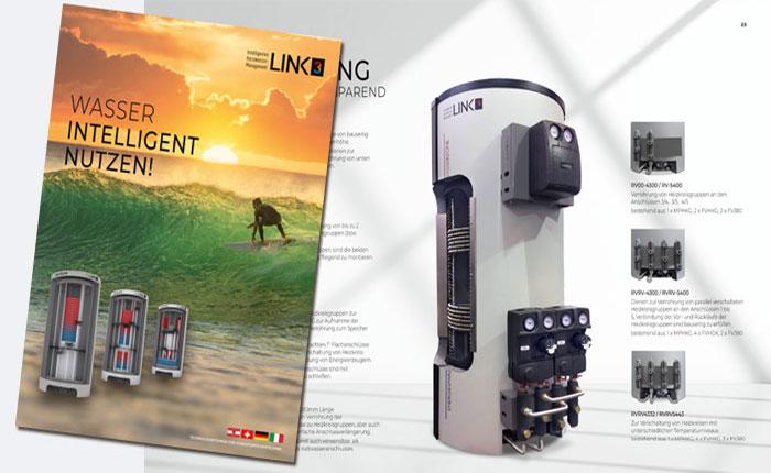 Neues Handbuch LINK3 Speichertechnik