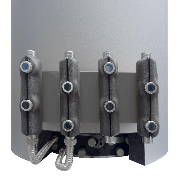 Schichtenspeicher Fixverrohrung RVRV-4300 / RVRV-5400