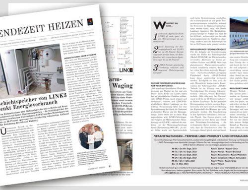 Wendezeit Heizen – Ausgabe Juni 2021